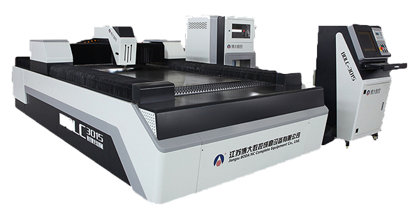 数控光纤激光切割机产品图
