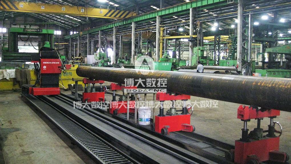 韩国钢结构客户案例