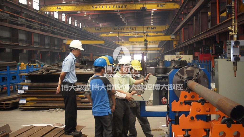 越南钢结构客户案例