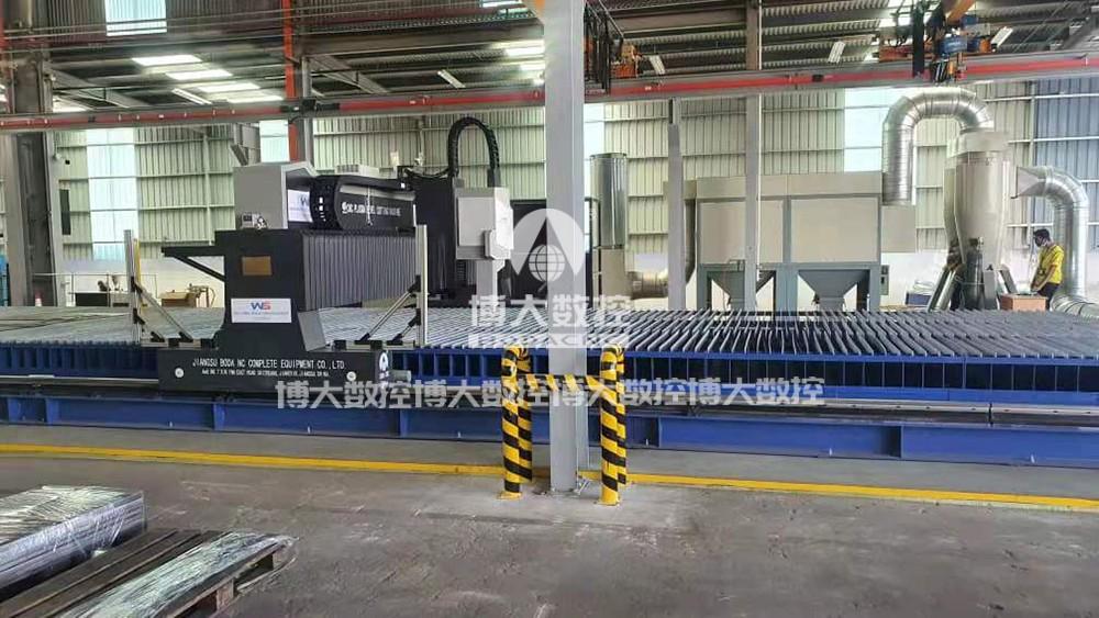 马来大型工程机械行业案例1