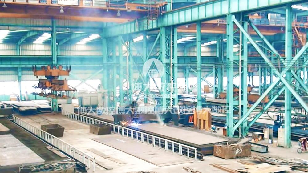钢结构制造行业客户案例1