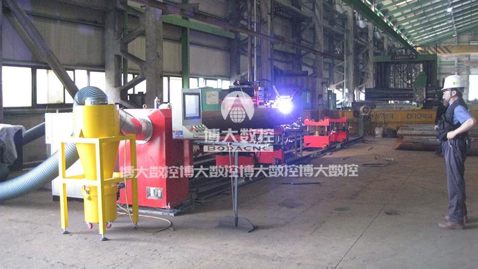 韩国钢结构客户案例1