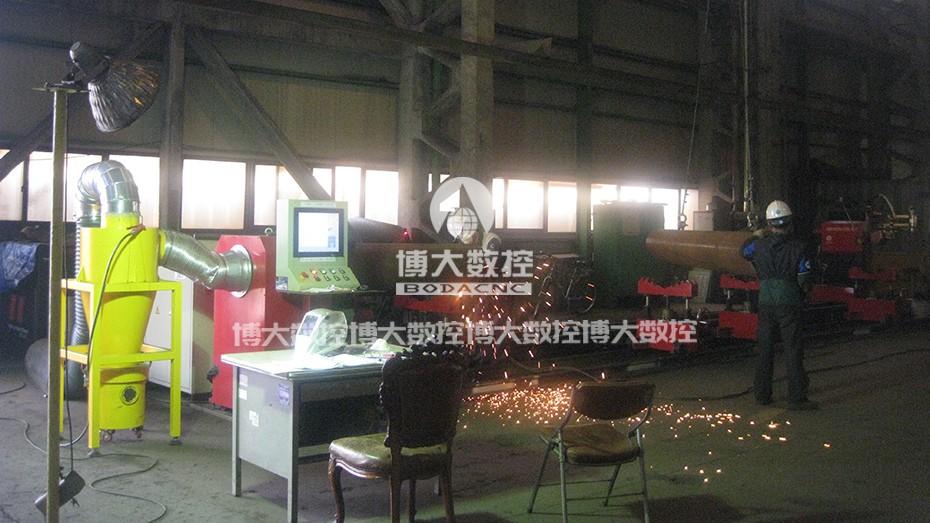 韩国钢结构客户案例2