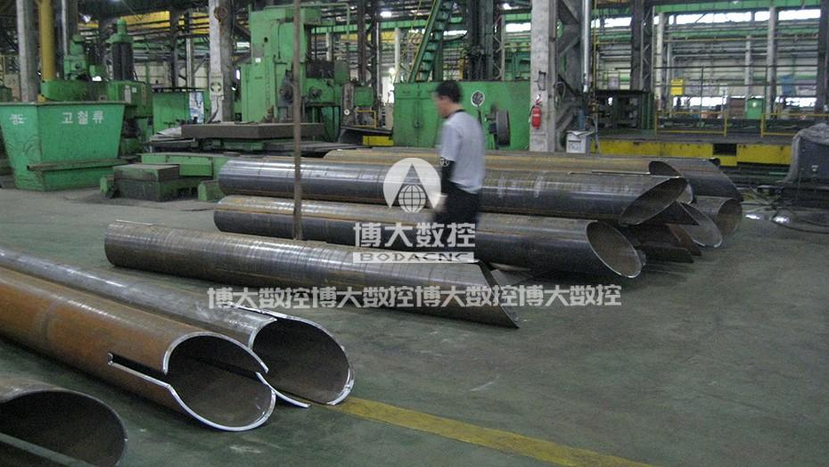 韩国钢结构客户案例3