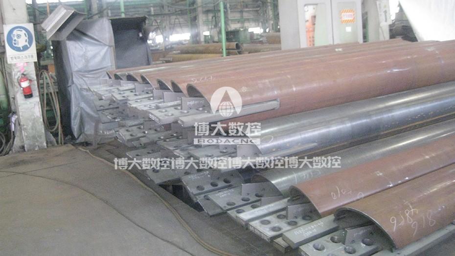 韩国钢结构客户案例5