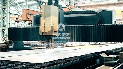 钢结构制造行业客户现场