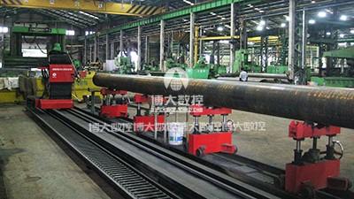 韩国钢结构客户现场