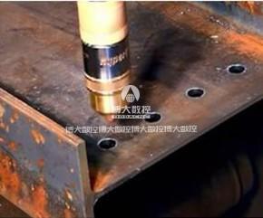 智能型钢切割生产线样品图3
