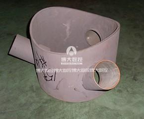 龙门式数控相贯线切管机样品图8