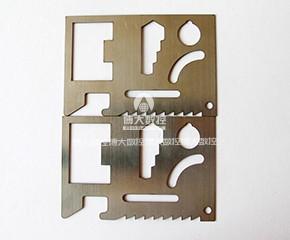 数控光纤激光切割机样品图