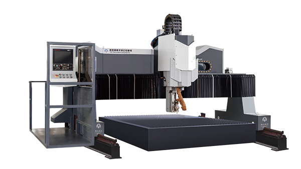 高性能数控等离子坡口切割机产品图