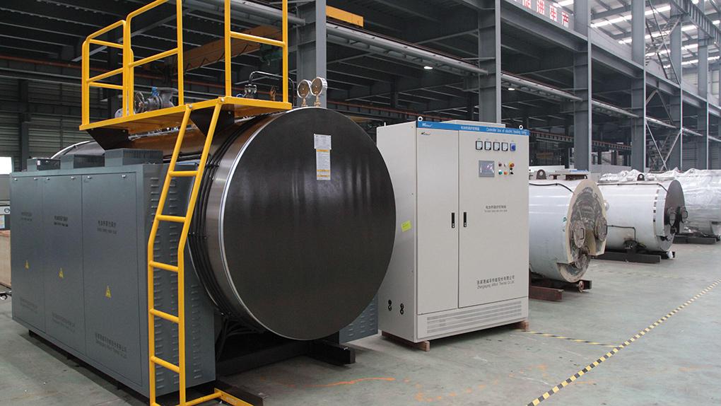 太湖锅炉公司合作圆管切割生产线案例