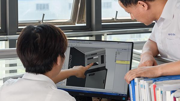 博大数控激光切割机的辐射伤害防止措施